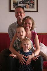 Mum, Dad, Samuel & Miriam