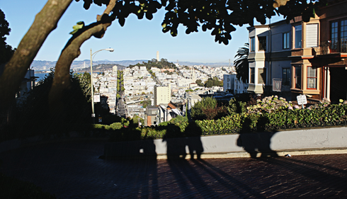 lombard street san francisco attractions