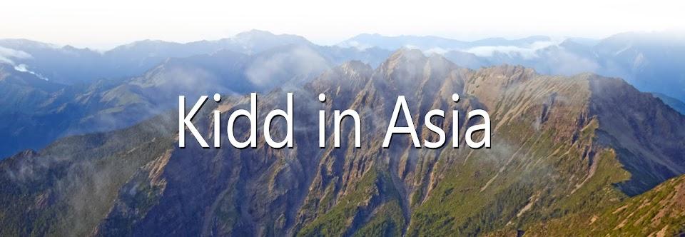 Kidd in Asia