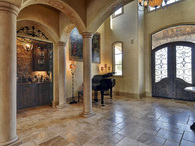 A Magnificent Custom Built Residence In Fort Worth Texas