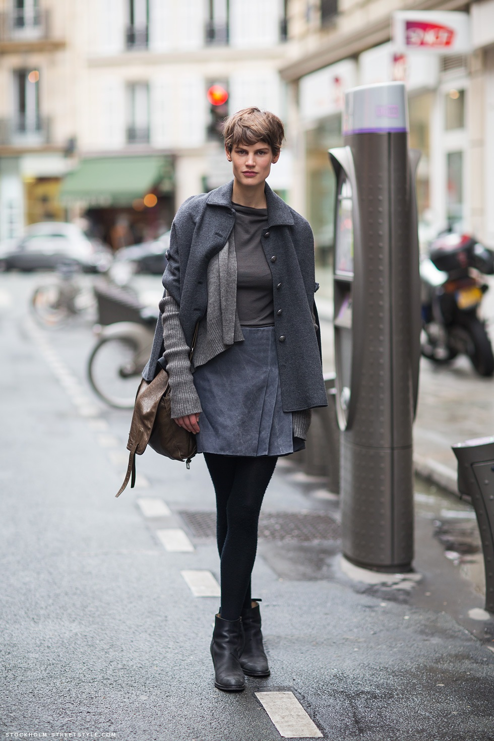 Mode De Pointe English Saskia De Brauw 39 S Street Style