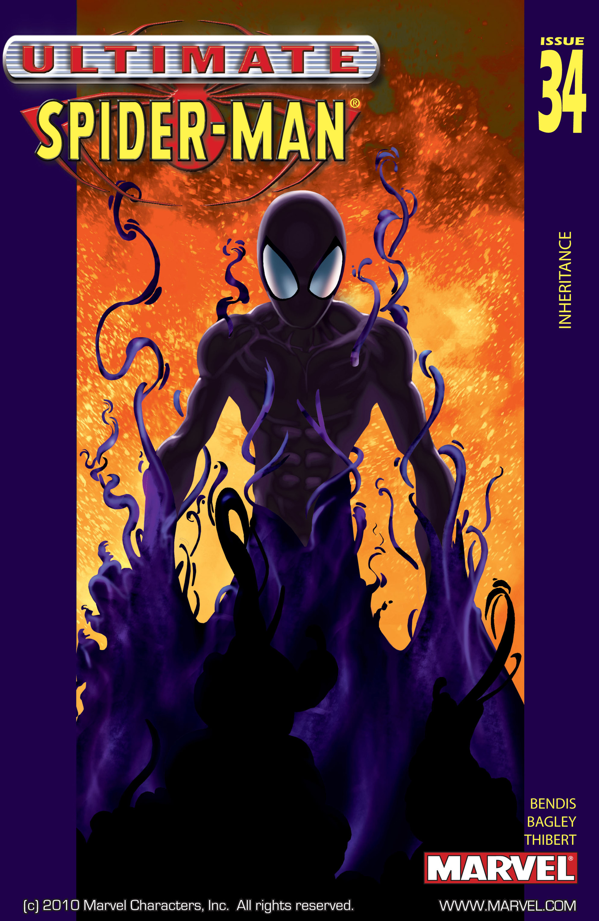 Ultimate Spider-Man (2000) Issue #34 #38 - English 1