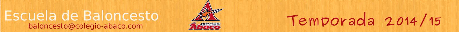 Escuela de Baloncesto Ábaco