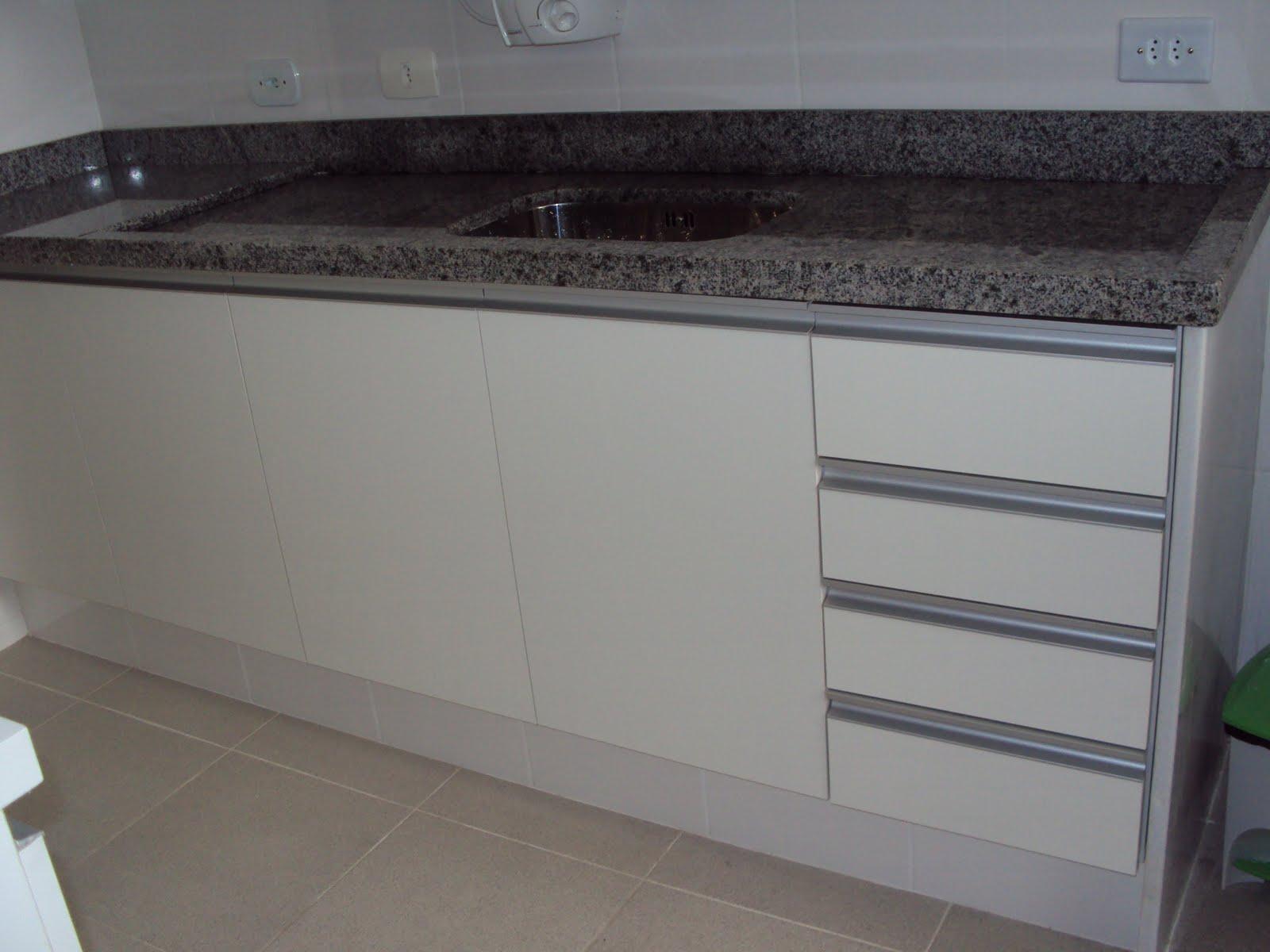 #4E6D7D ROBERTO MEIRELES PROJETOS E CONSTRUÇÕES: Reforma total de cozinha 1600x1200 px Projetos De Cozinha Mdf #365 imagens