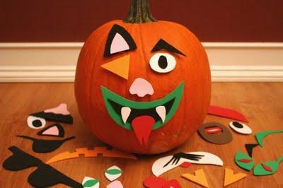 Notes from a novice primary music leader halloween - Calabazas decoradas para halloween ...