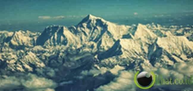 Misteri Gunung Himalaya