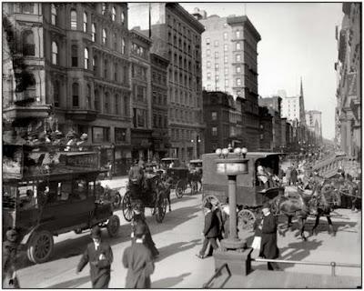Fotografías antiguas de ciudades americanas