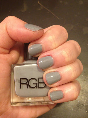 RGB, RGB nail polish, RGB nail lacquer, RGB Steel, RGB manicure, mani, manicure, nail, nails, nail polish, polish, lacquer, nail lacquer
