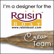 I am on the Raisin Boat Crew team