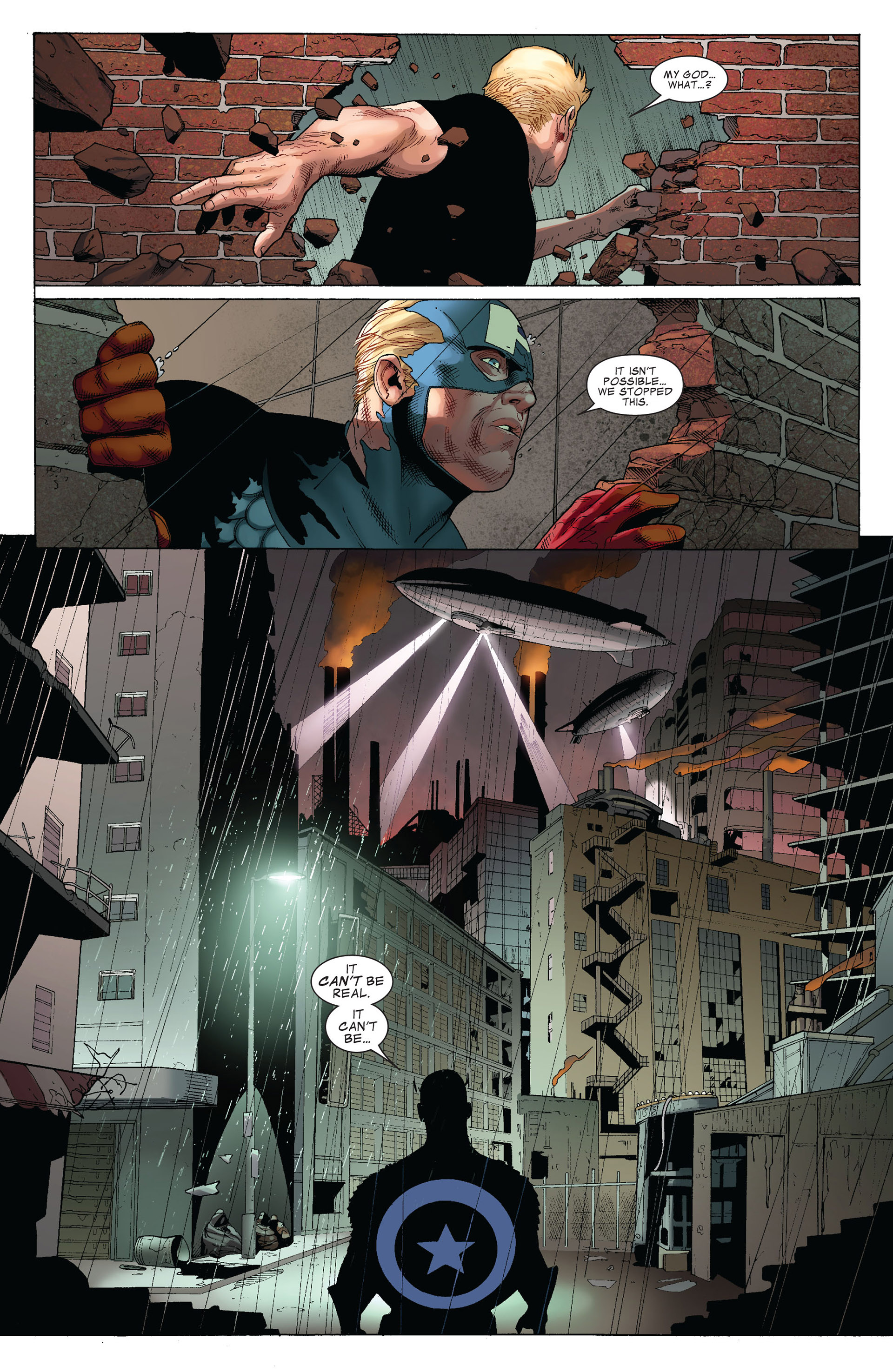 Captain America (2011) Issue #4 #4 - English 10