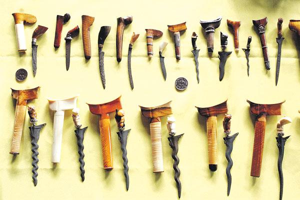 Kelab Peminat Keris dan Senjata Lama (KERIS)