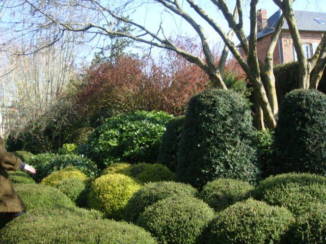 Le blog de parcs et jardins de l 39 oise visite du jardin de for Le jardin aux epilobes
