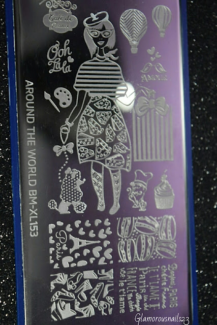 Bundle Monster BM-XL153 Stamping Plate