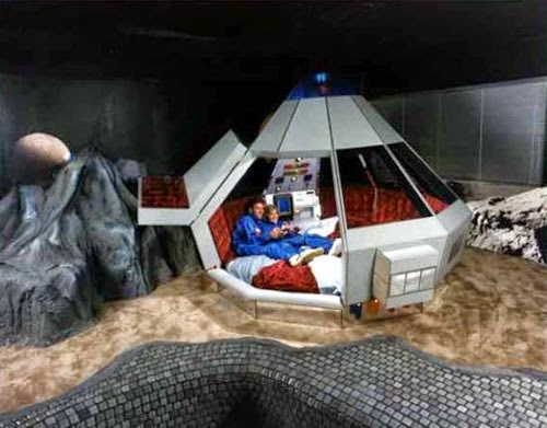 hotel ruang angkasa