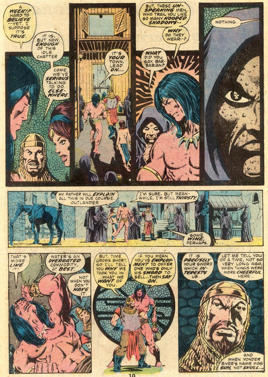 Conan the Barbarian (1970) Issue #64 #76 - English 7
