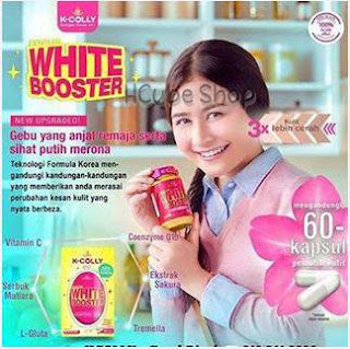 K-COLLY FOCUS WHITE BOOSTER