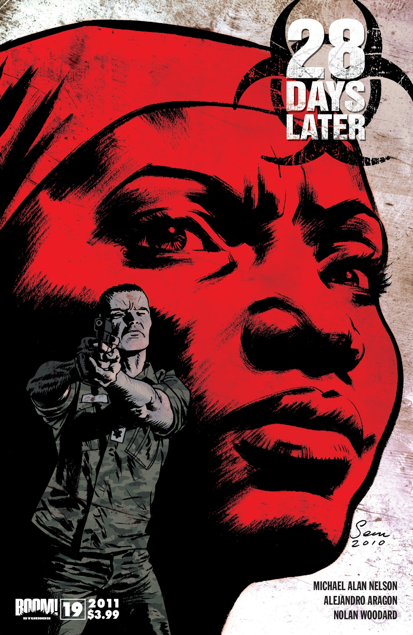 28 Days Later 19 Page 1