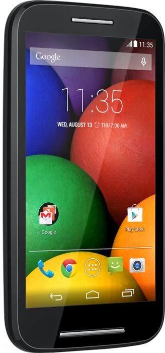 Moto E Dual SIM Android KitKat Murah Rp Sejutaan
