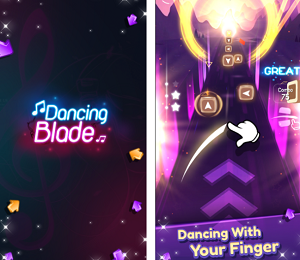 Android Game of the Month - Dancing Blade