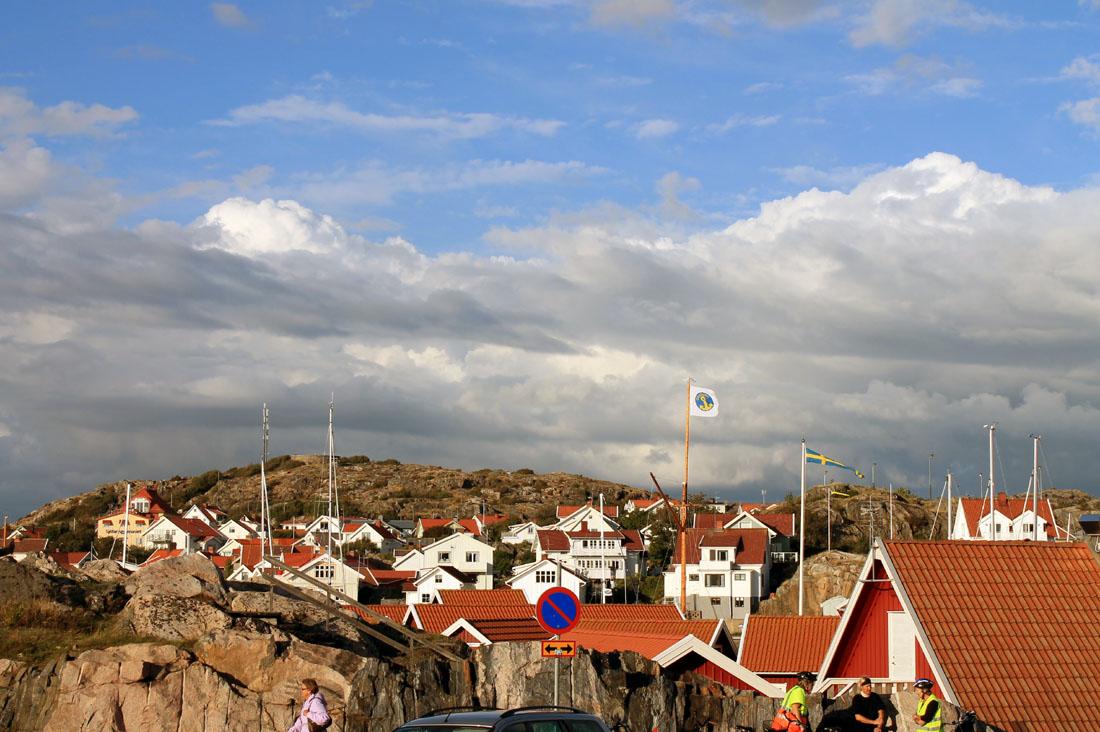 Il villaggio di Skärhamn