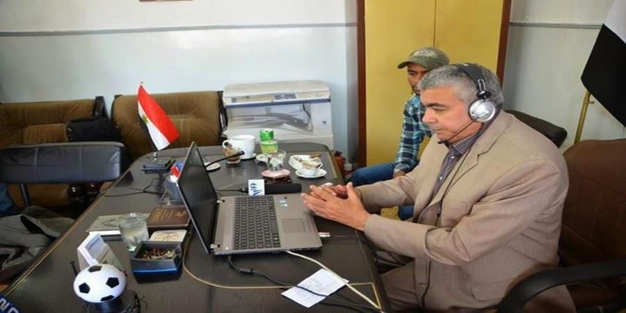 خبر :   طارق المهدي يعقد إجتماع فيديو مع رئيس الوزراء ... حول الإنتخابات الرئاسية