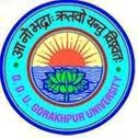 ddu gorakhpur admit card 2015