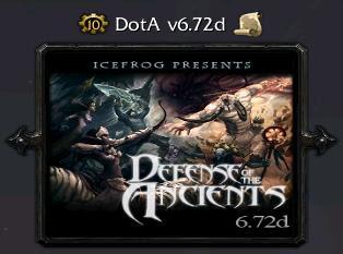 DotA 6.72d Changelogs