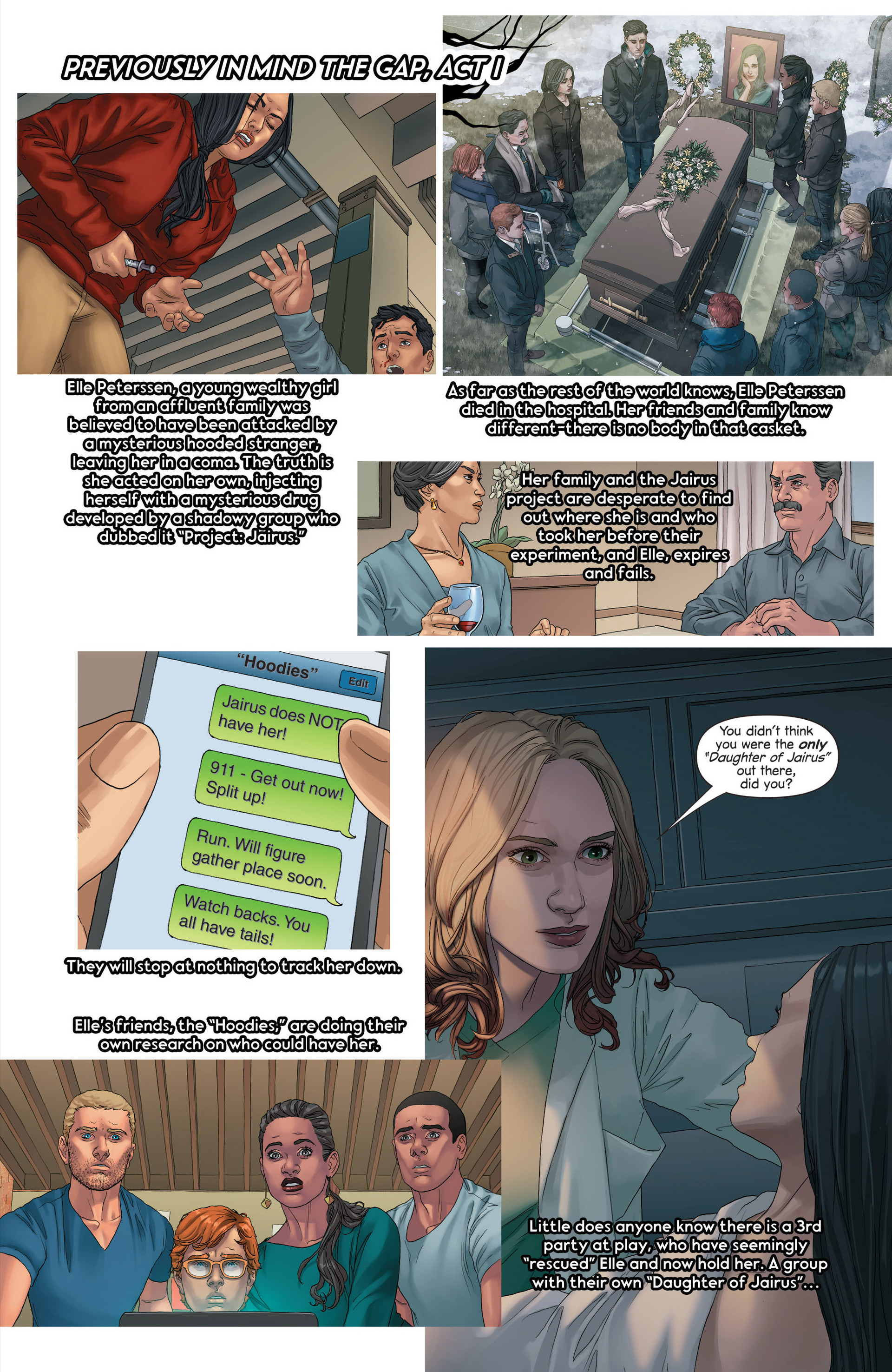 Read online Mind The Gap comic -  Issue #17 - 3