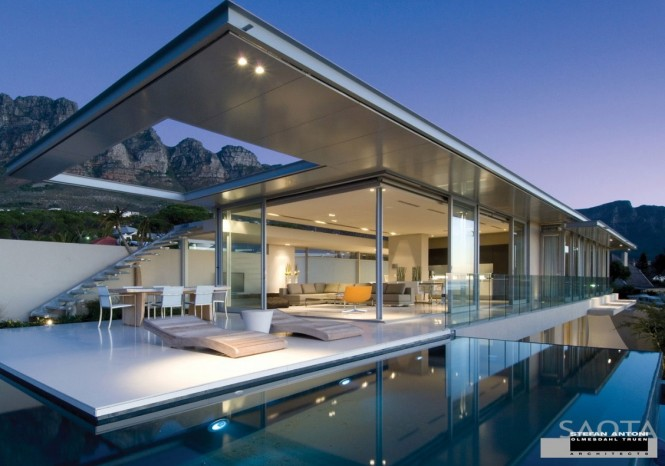 minimalist houses cape town south africa by stefan antoni architects