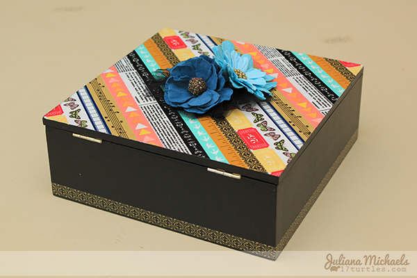 Michaels Favor Boxes With Lids : Bobunny washi tape diy craft
