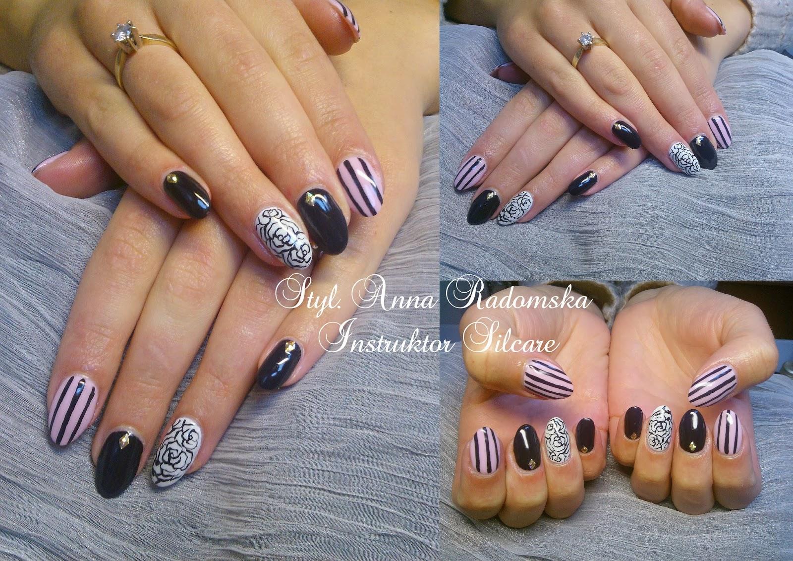 Stylizacja paznokci-szkolenia-Nails Silcare Paznokcie