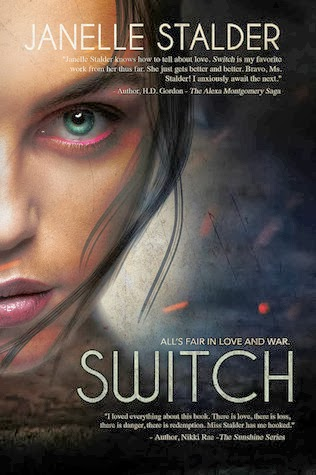 Janelle Stalder Switch Blog Tour