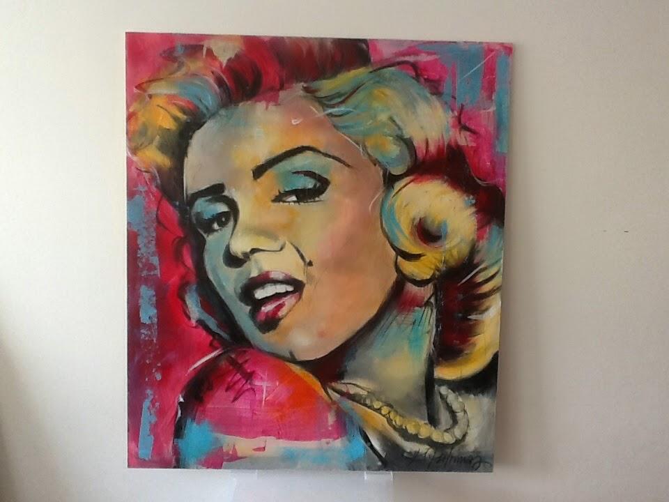 Porträttmålning