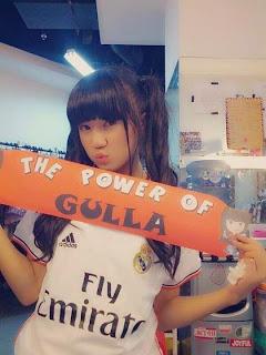 Cindy Gula (Real Madrid)