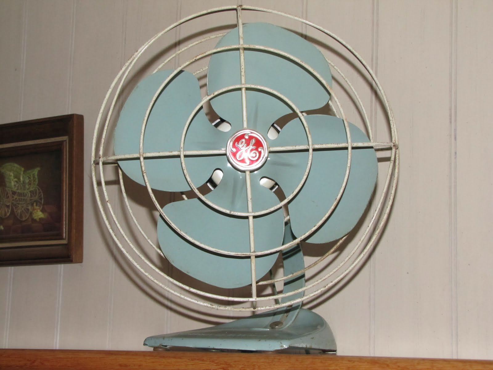 Vintage Ge Fan : Mad for mid century midwest treasures