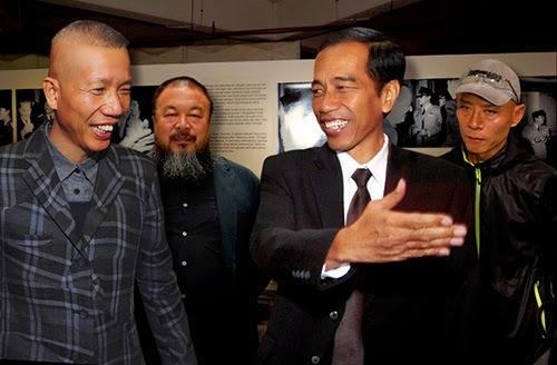 15 Foto Jokowi Sentuhan Dewa Photoshop 10