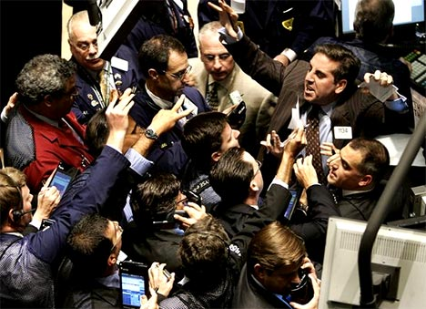 Problems with stock brokers