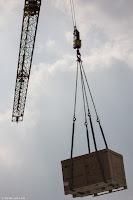 Crane Solar Pannels