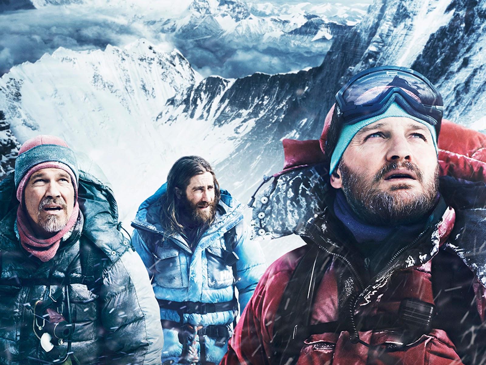 Everest Film Recenzja