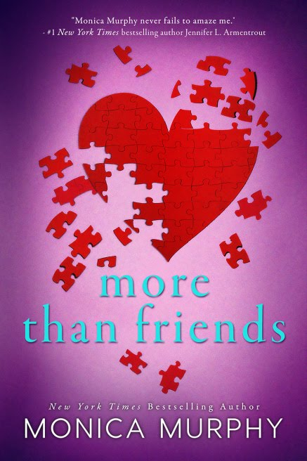 More Than Friends Cover Reveal