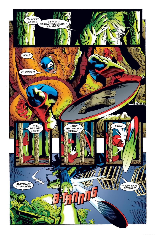 Captain America (1998) Issue #30 #36 - English 10
