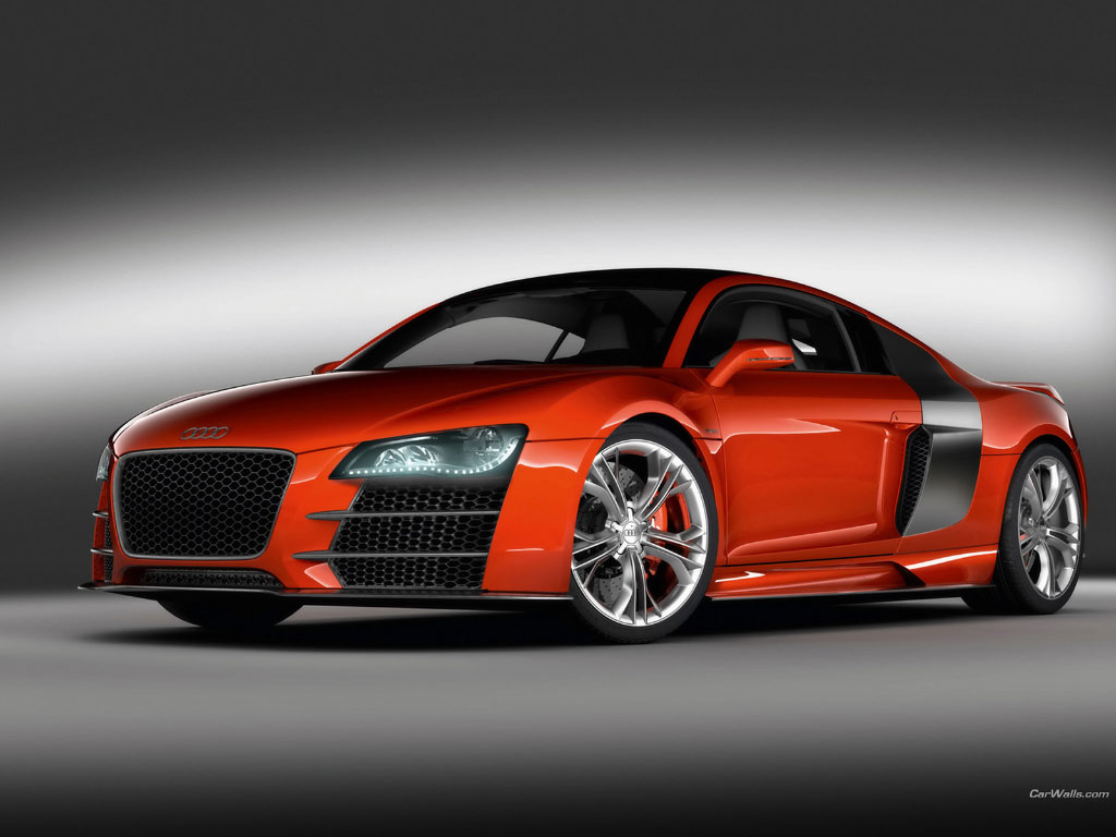 hd car wallpapers red audi r8 wallpaper