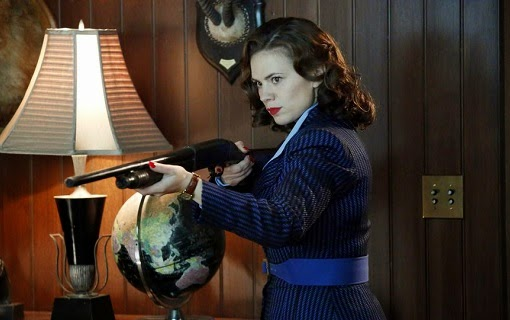 Peggy Carter en el episodio Valediction