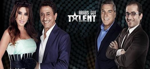 نتيجة بحث الصور عن Arab Got Talent