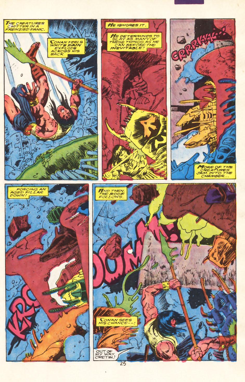 Conan the Barbarian (1970) Issue #212 #224 - English 19