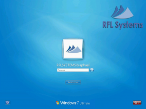 SCCM 2012 - Customising Windows Lock Screen 3