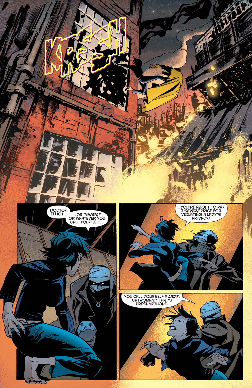 Detective Comics (1937) Issue #848 Page 3