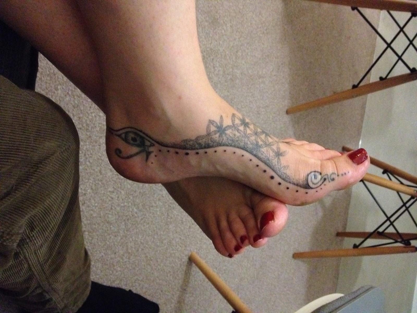 Hiiipower Tattoo