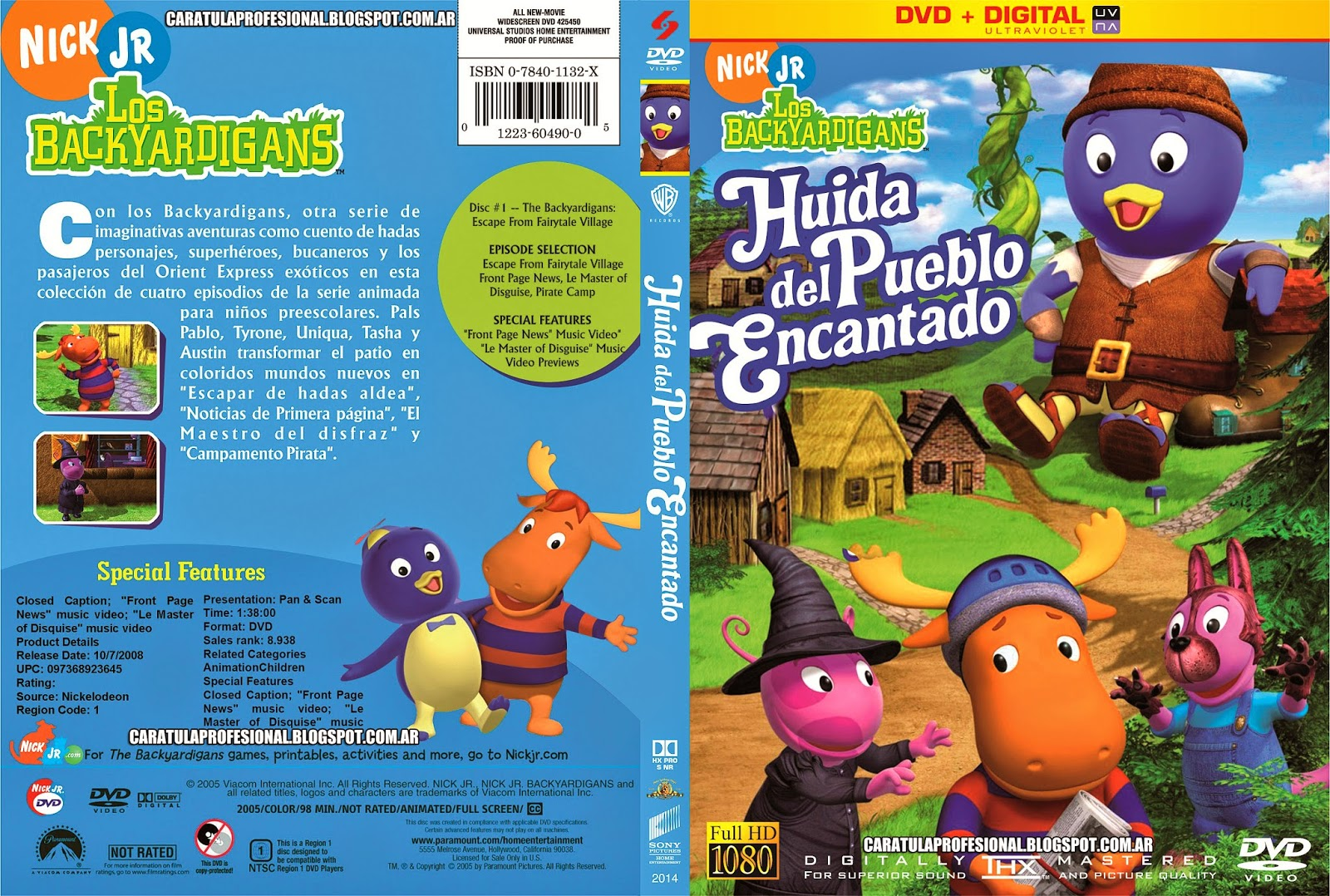 The Backyardigans Its Great To Be A Ghost Dvd 2017 2018 Best Cars Reviews