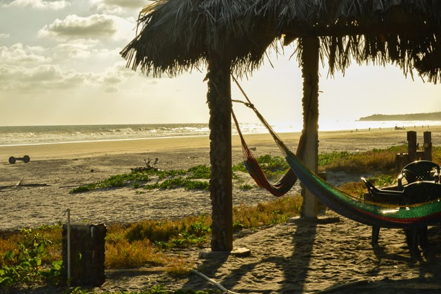 Wanderlust on El Cuco Beach in El Salvador // The-Lifestyle-Project.com